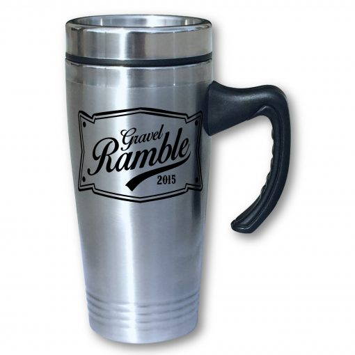 16oz. Stainless Steel Insulated Mug