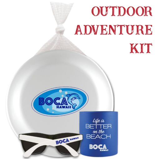 "Outdoor Adventure Kit with 9.25"" Flyer"