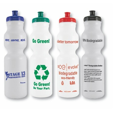 28 Oz. Eco Friendly Bike Bottle